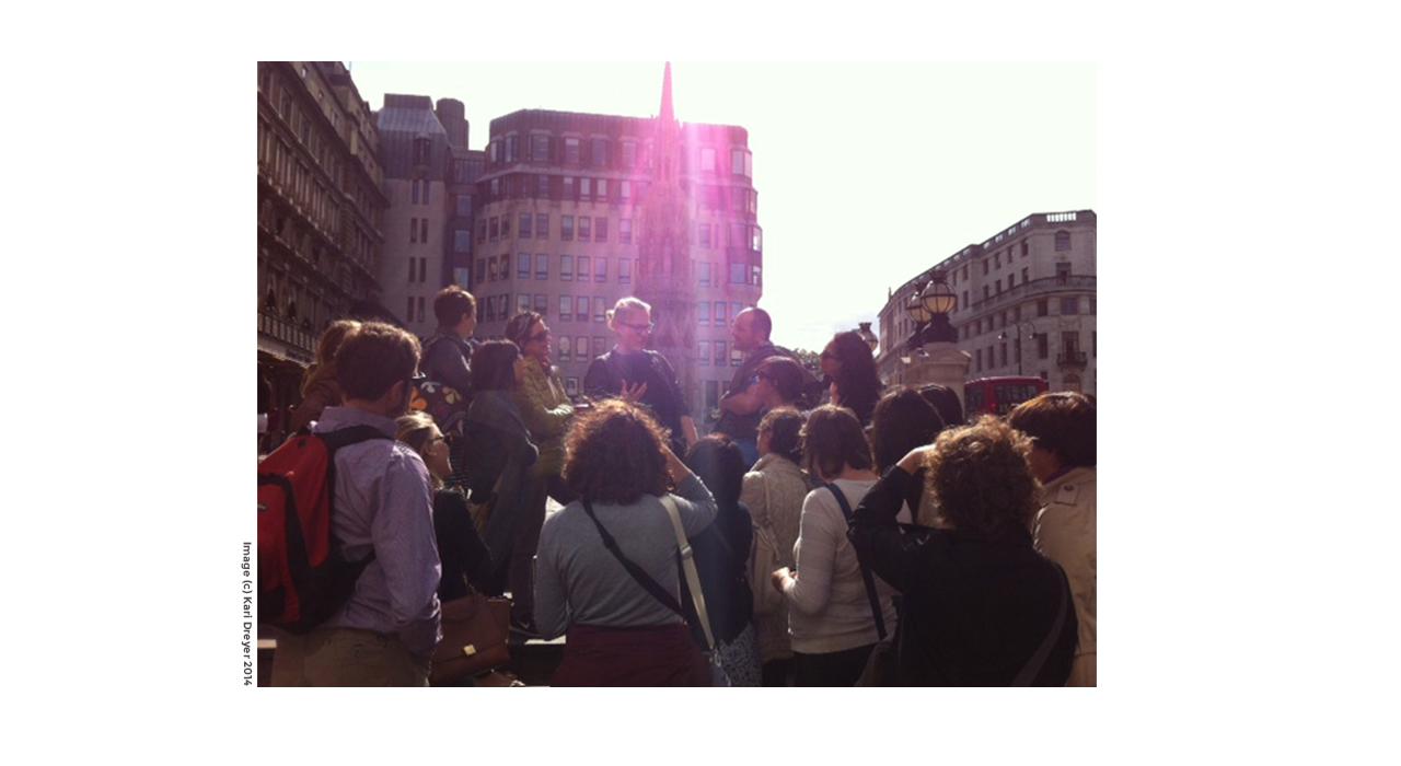 Surprising London Walking Tours