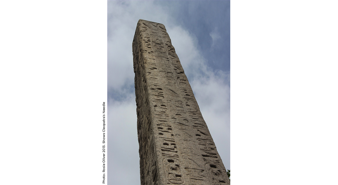 London Walking Tours from Cleopatra's Needle