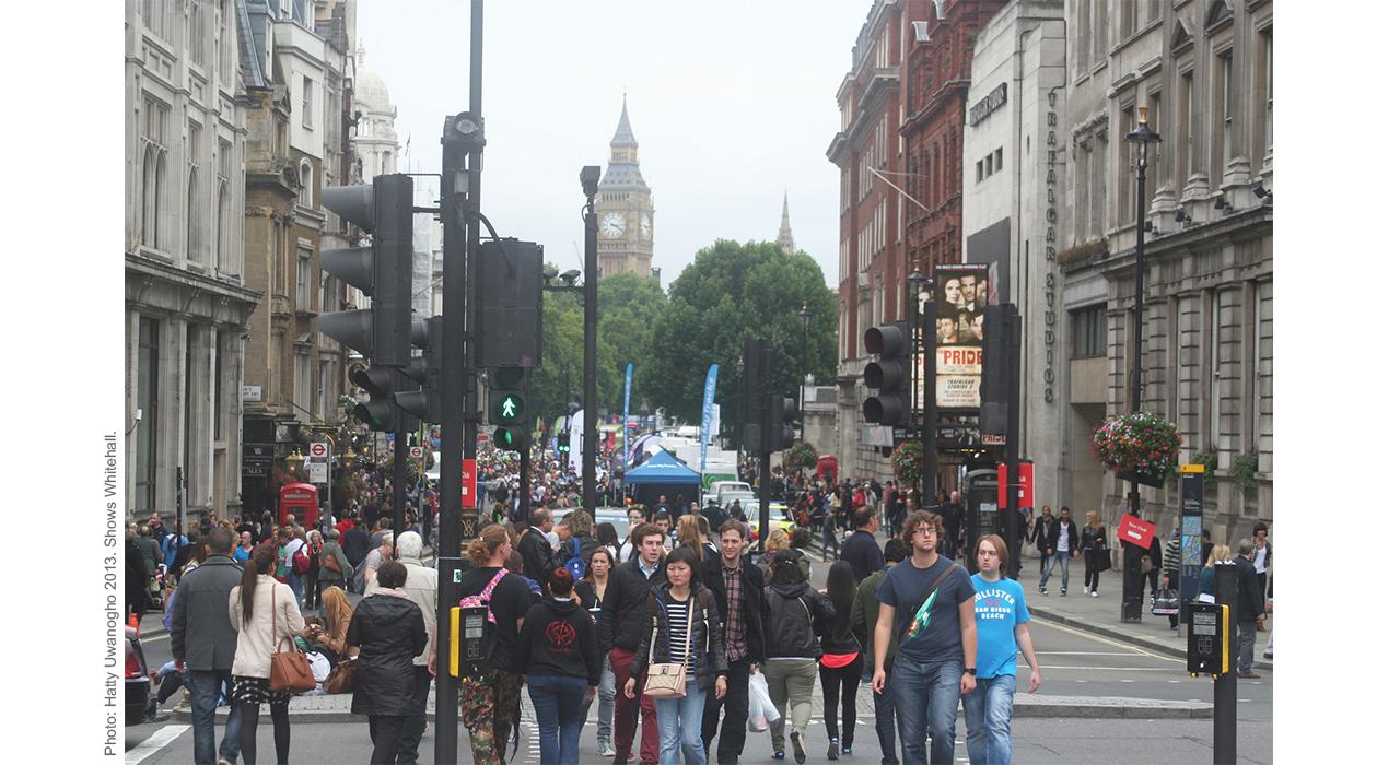 London In Slow Motion Guided Walk