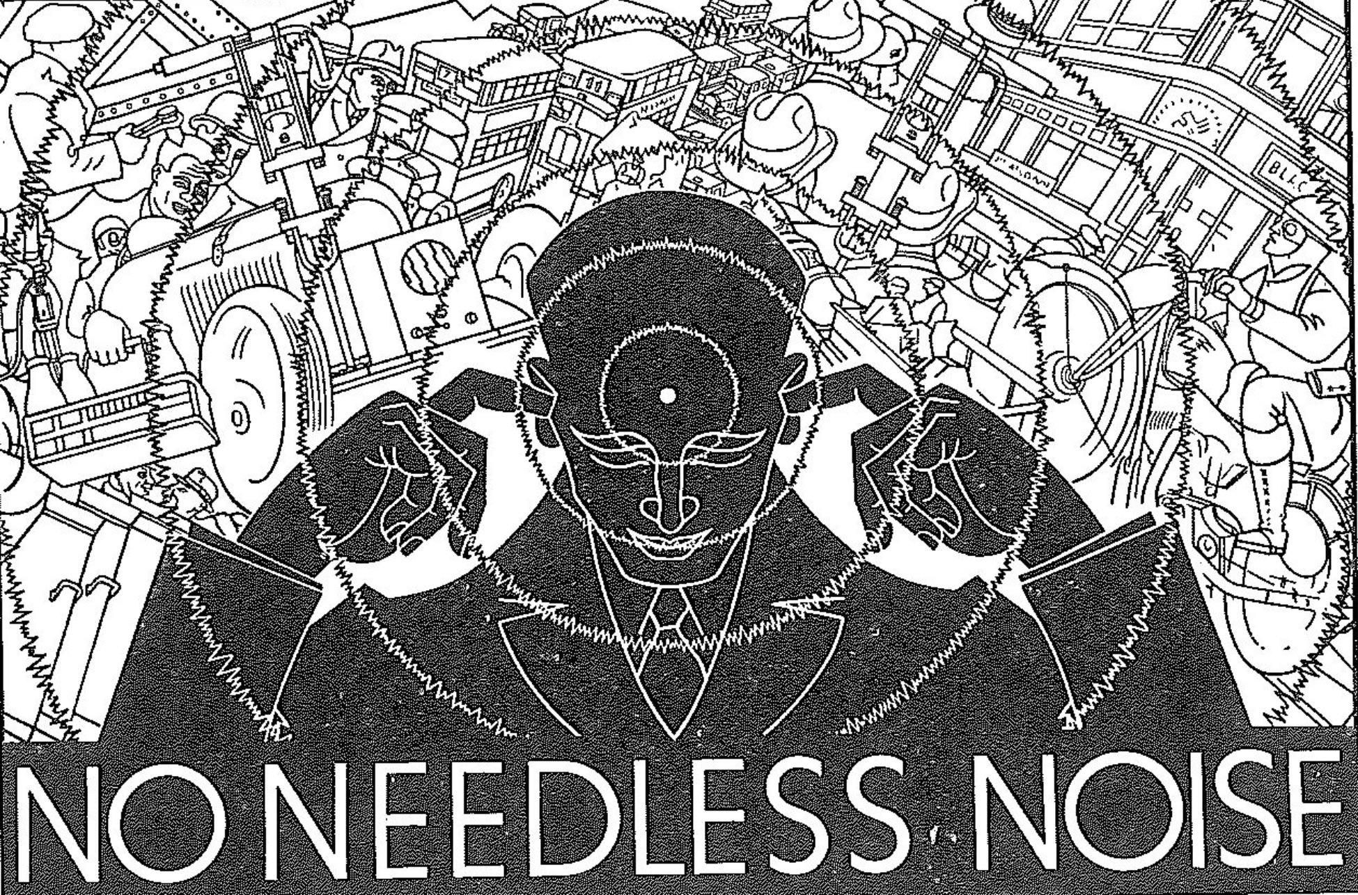 NoNeedlessNoise