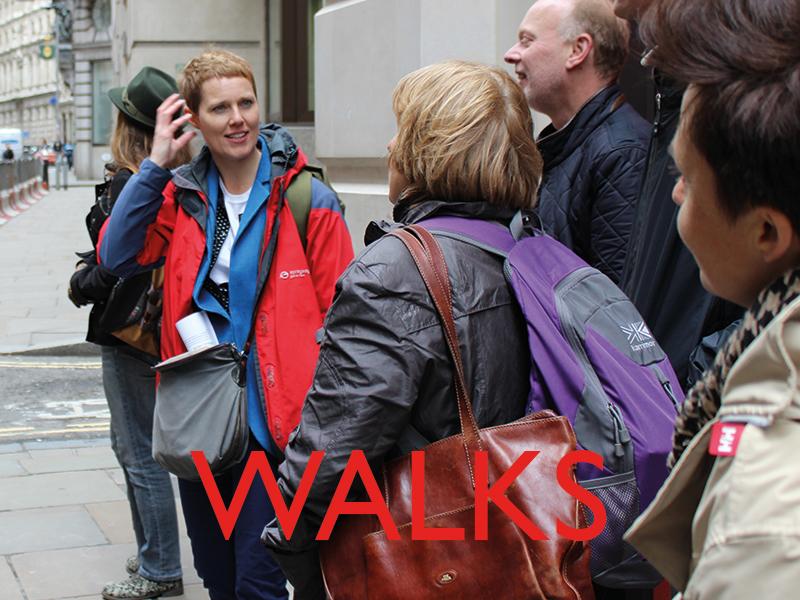 London Guided Walks