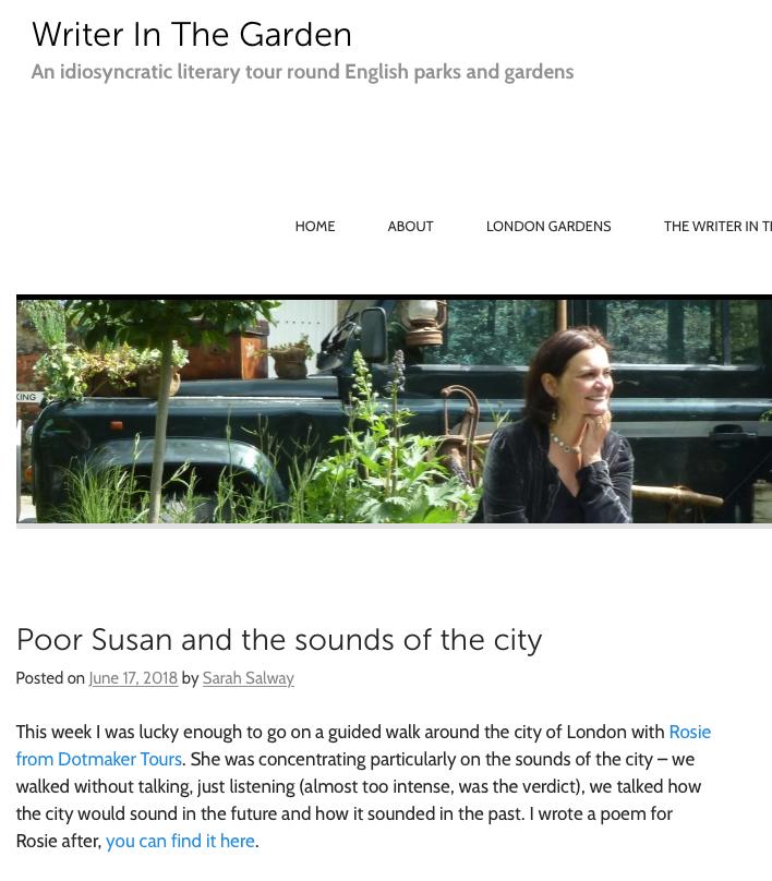 The London Ear, June 2018