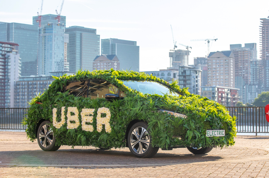 UberGreenCar
