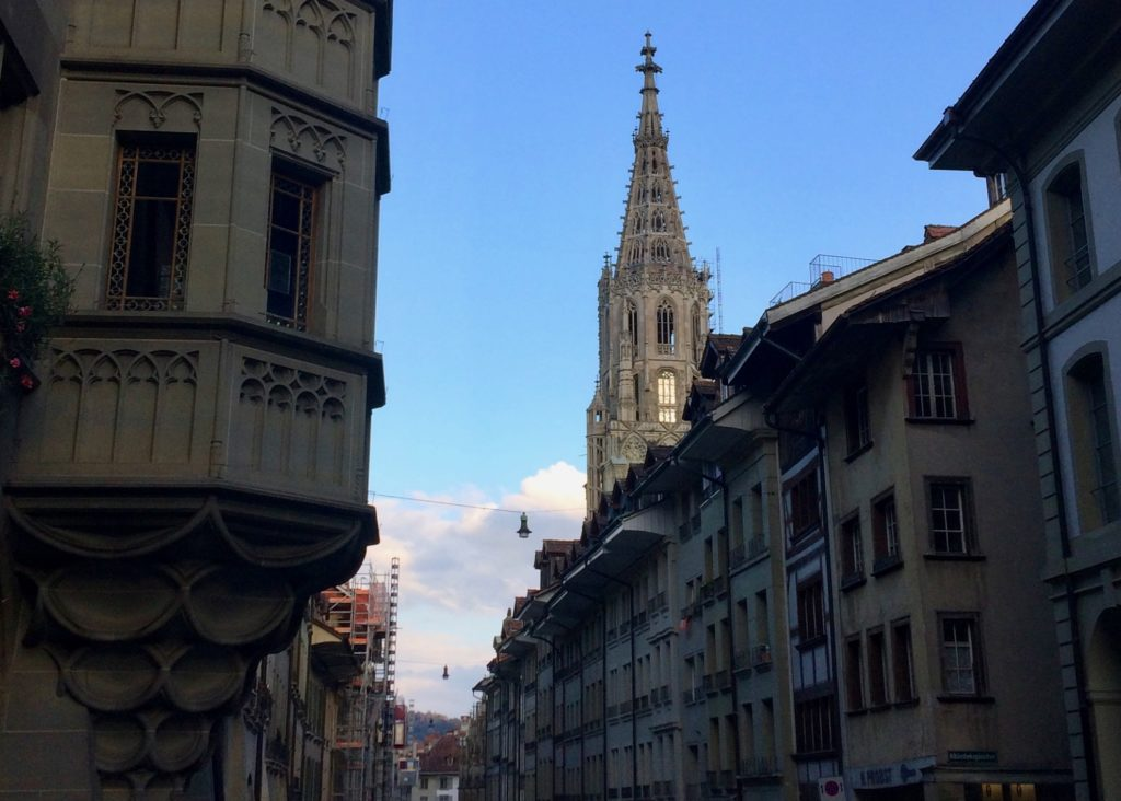 Bern Cathedral